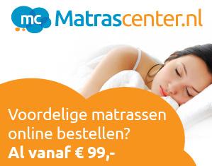 Matrascenter in Nijmegen aan de Tarweweg